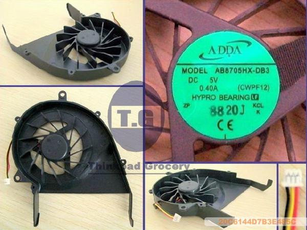 ADDA AB8705HX-DB3 CPUファン