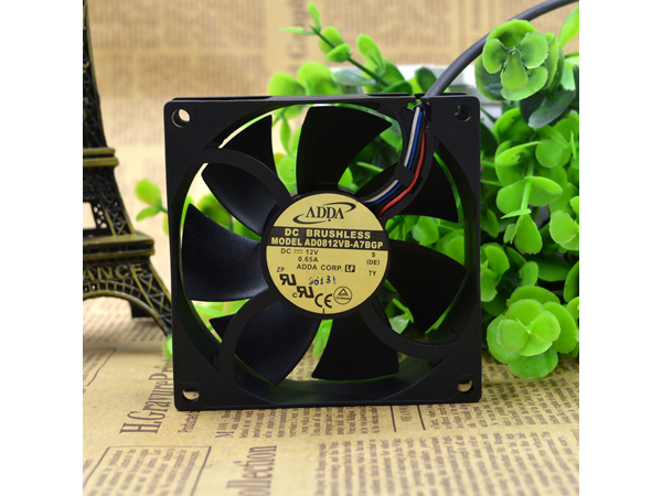 ADDA AD0812VB-A7BGP CPU Fan