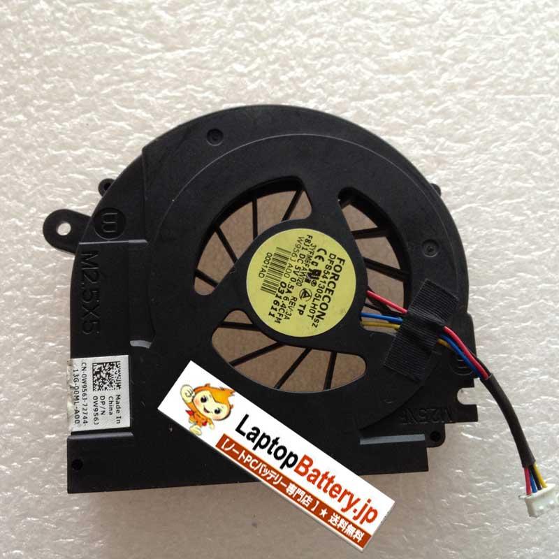 ASUS F5SL CPUファン