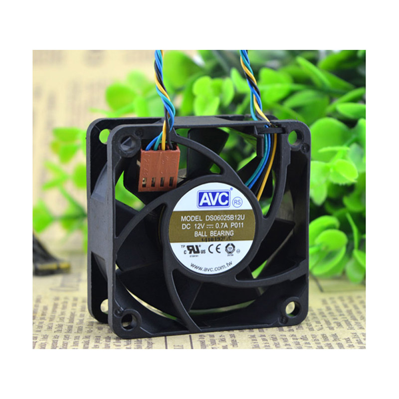 AVC DS06025B12U-P021 CPU Fan