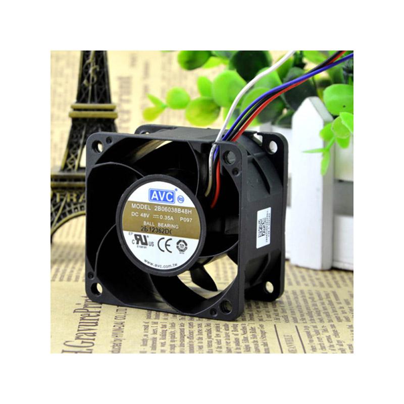 AVC 2B06038B48H CPU Fan
