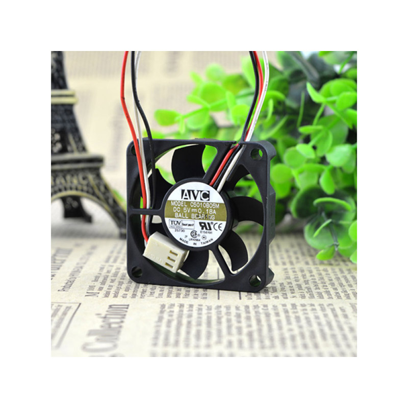 AVC C5010B05M CPU Fan