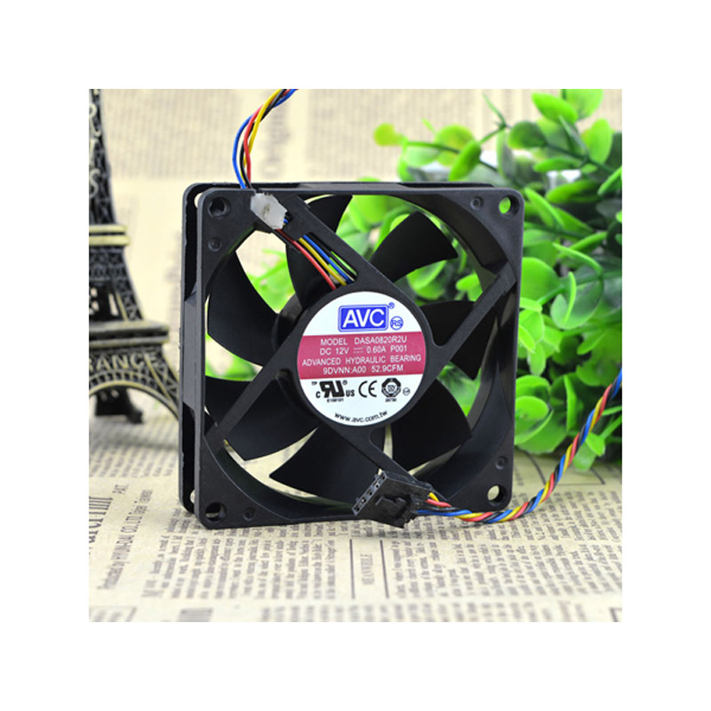 AVC DASA0820R2U 0725Y7 CPU Fan
