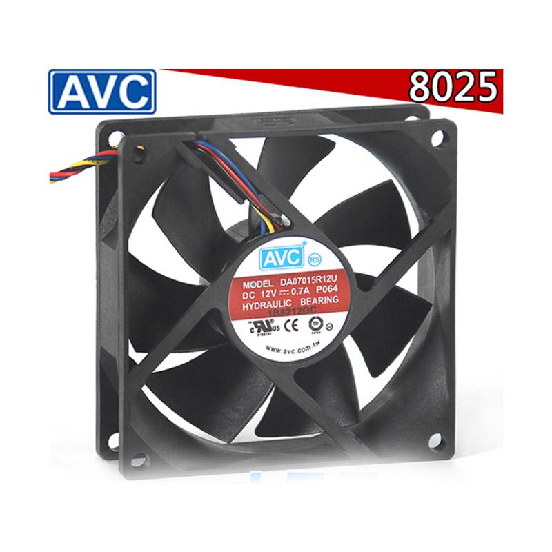 AVC DA07015R12U-P064 CPUファン
