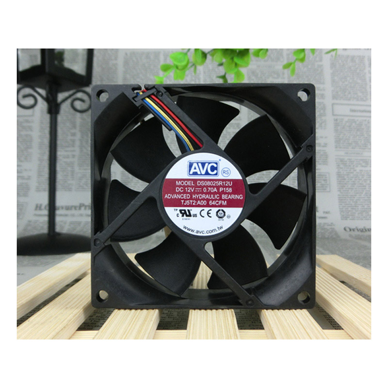 Cooling Fan for AVC DS08025R12U-P158
