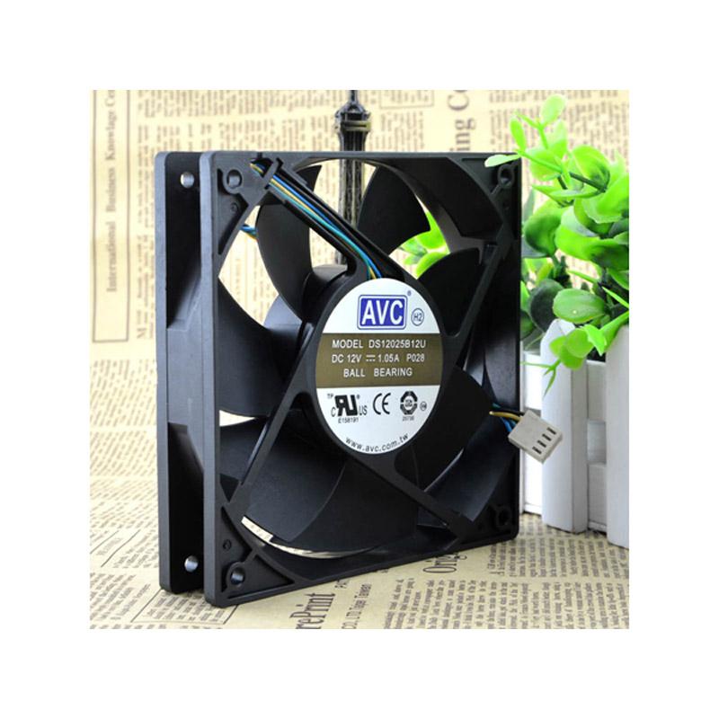 AVC DS12025B12U-P028 CPU Fan