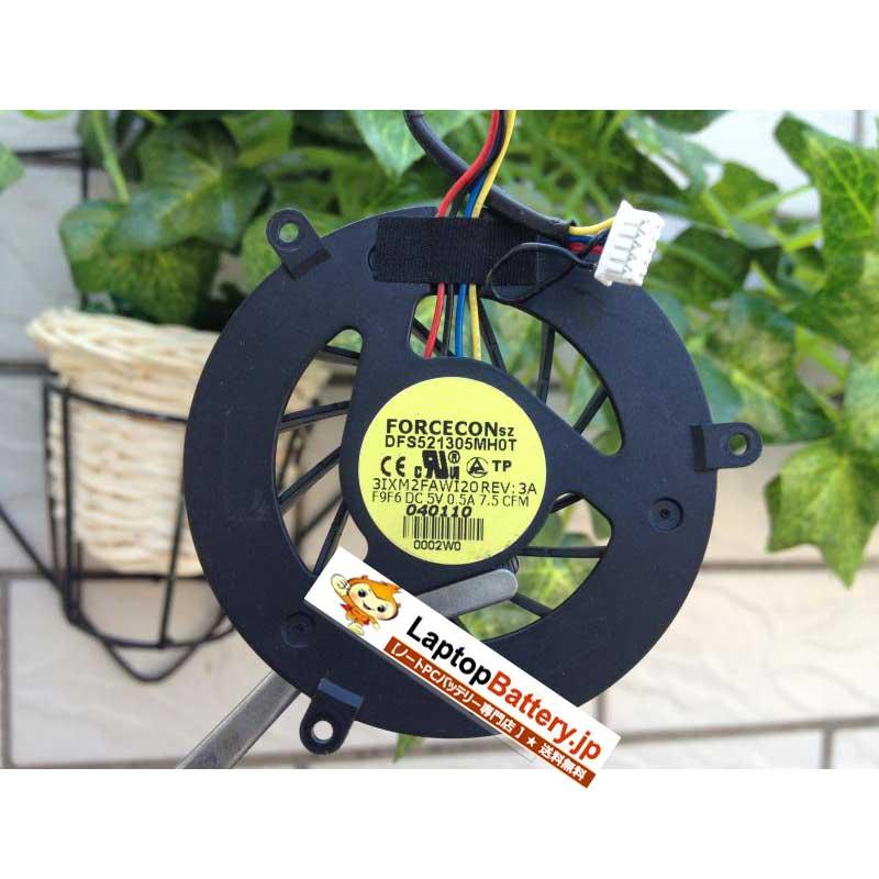 Dell Studio 1556 CPUファン