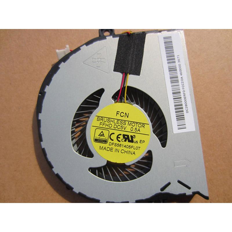 ACER E5-571G CPUファン