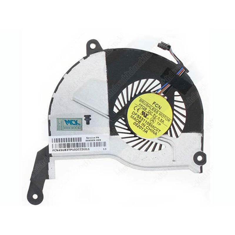 FCN DFS531105MC0T-FFQ9 CPUファン