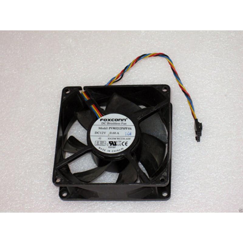 FOXCONN PV903212PSPF 0A CPUファン