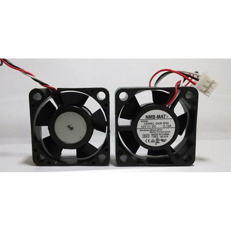 NMB-MAT 1204KL-04W-B59 CPUファン