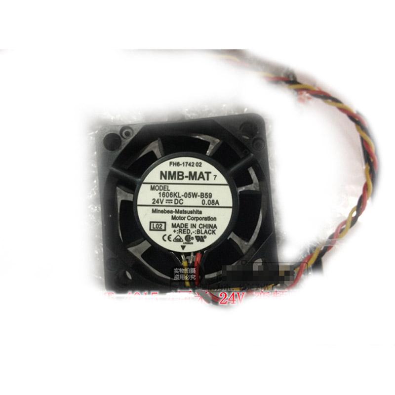 NMB-MAT 1606KL-05W-B59 CPUファン