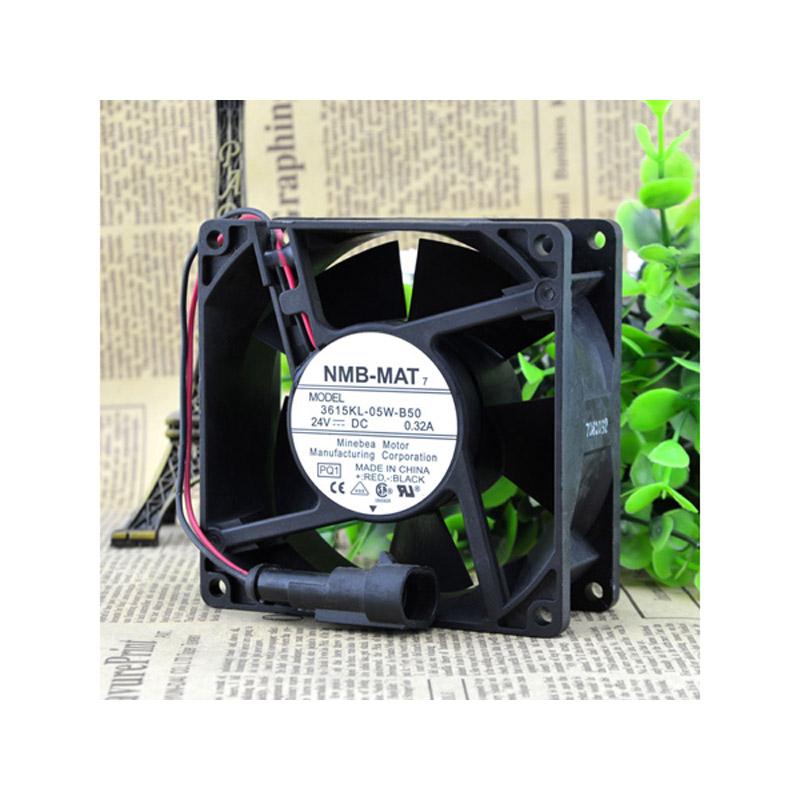 NMB-MAT 3615-KL-05W-B5 CPUクーラー