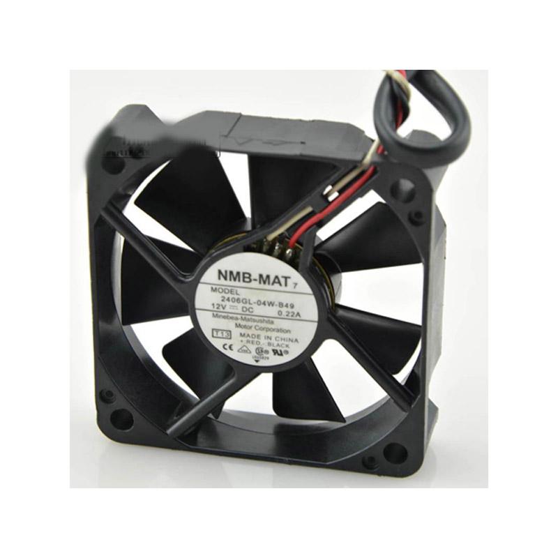 NMB-MAT 2406GL-04W-B49 CPUファン