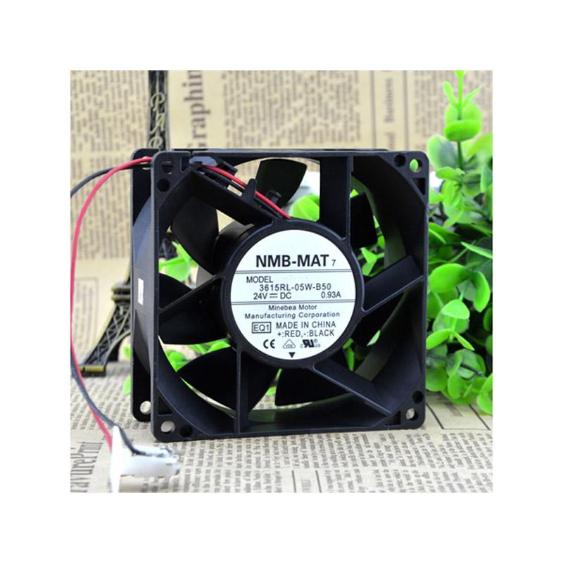 NMB-MAT 3615RL-05W-B50 CPUファン