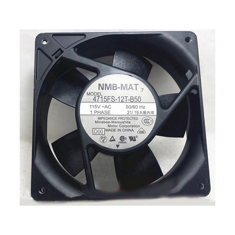 NMB-MAT 4715FS-12T-B50 CPUファン