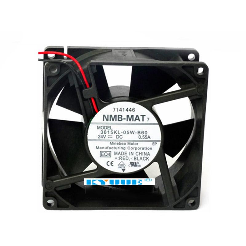 NMB-MAT 3615KL-05W-B60 CPUクーラー