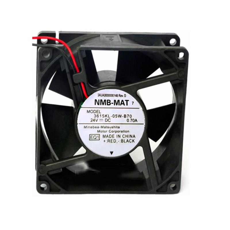 NMB-MAT 3615KL-05W-B70 CPUファン