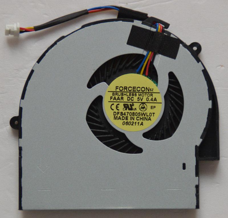 Dell Inspiron N301Z CPUファン