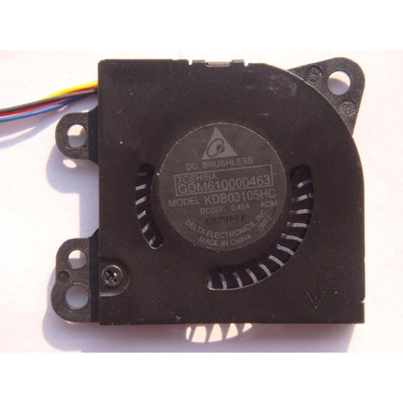 DELTA KDB03105HC-AC91 CPUファン