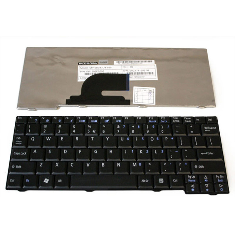Laptop Keyboard for ACER PK1306F0100