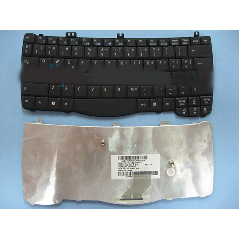Laptop Keyboard for ACER Ferrari 3400 Serie