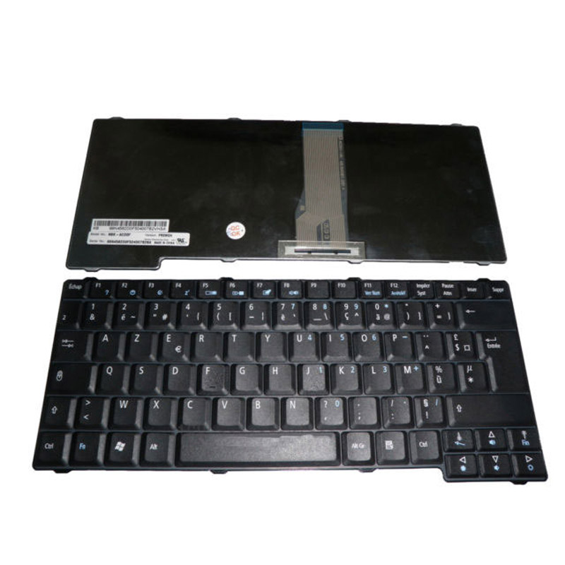 Laptop Keyboard for ACER TravelMate 730TXV
