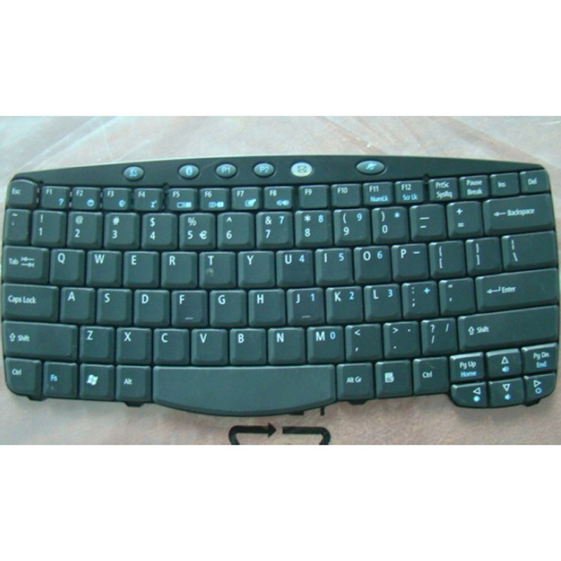 Laptop Keyboard for ACER 99.N2182.00O