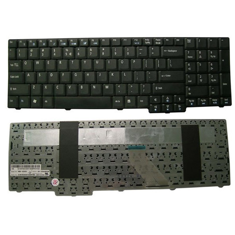 Laptop Keyboard for ACER NSK-AFA3D
