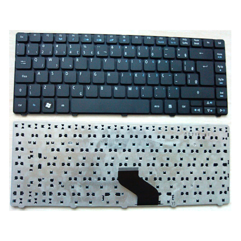 Laptop Keyboard for ACER Aspire 4810TG