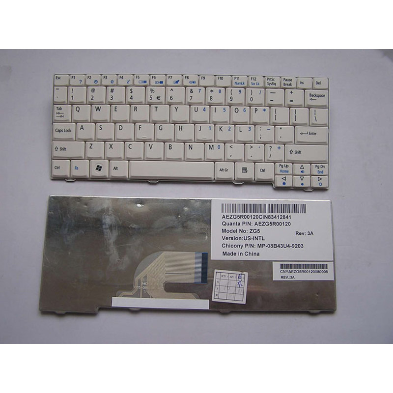 ACER 9J.N9482.31D対応PCキーボード