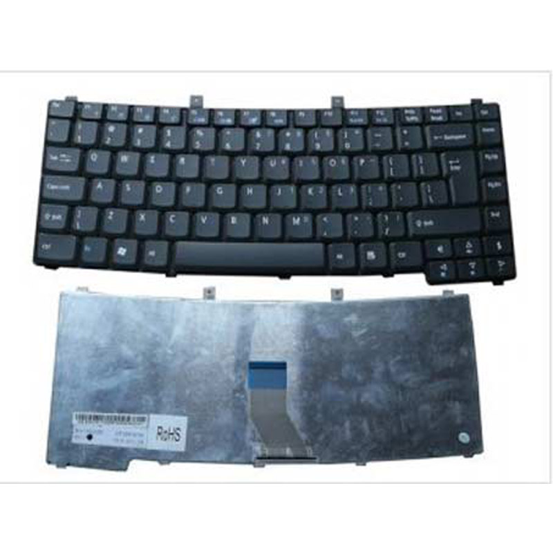 Laptop Keyboard for ACER TravelMate 2470 Series
