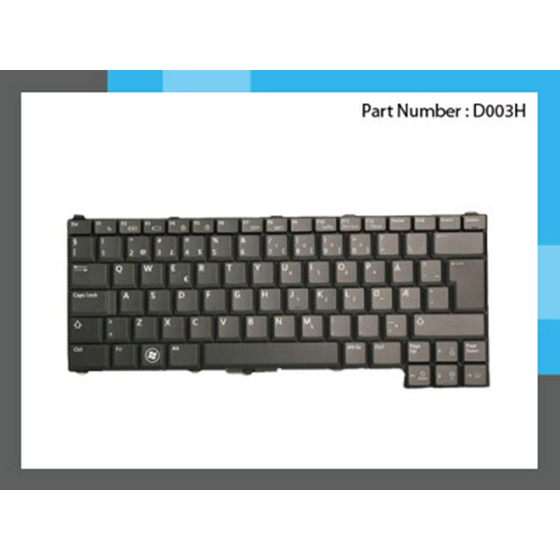 Dell D003H Notebook Tastaturen