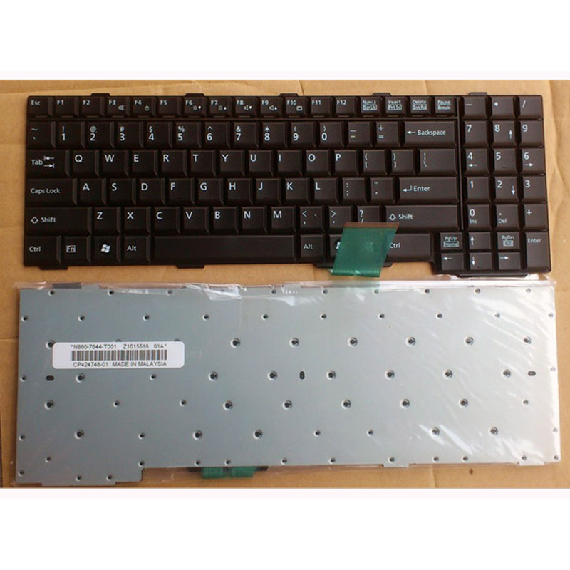 FUJITSU FMV-BIBLO NF/D70対応PCキーボード