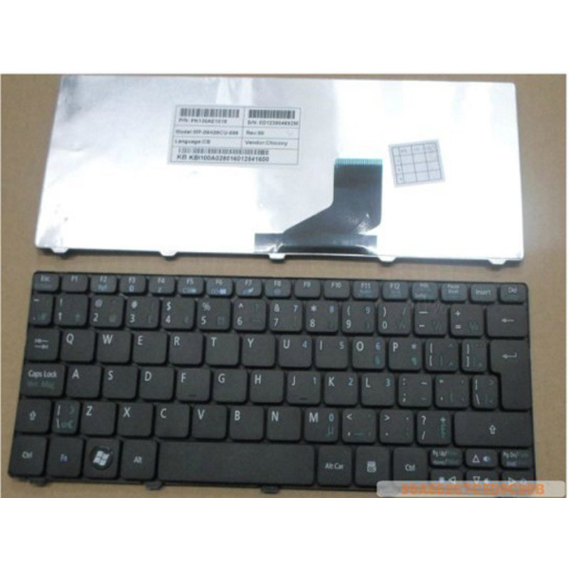 Laptop Keyboard for ACER Aspire One D260