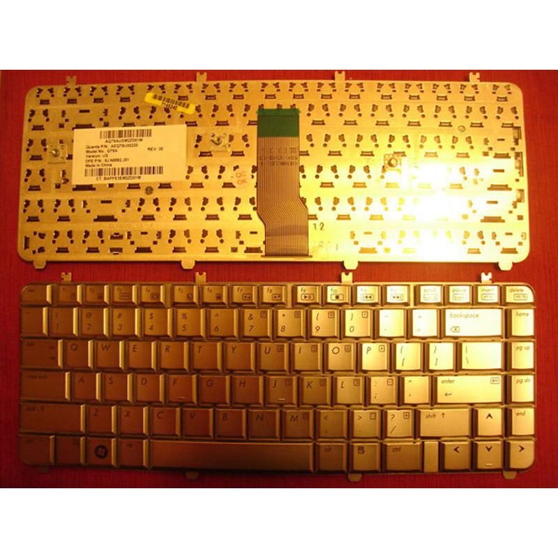 HP Pavilion dv5-1198xx series対応PCキーボード