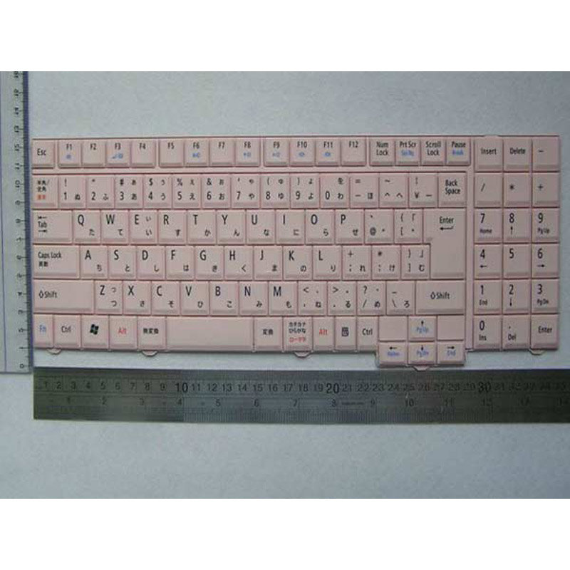 Laptop Keyboard for NEC LaVie LL550/WL