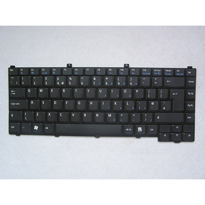 Laptop Keyboard for NEC 9J.N8182.P0U