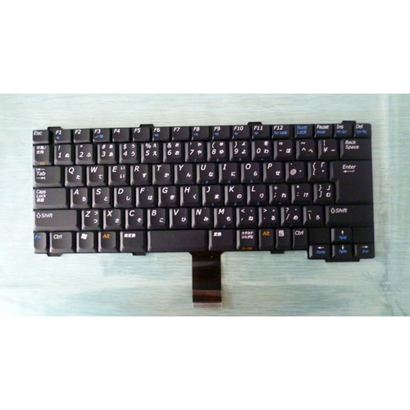 Laptop Keyboard for NEC LaVie LL370JD