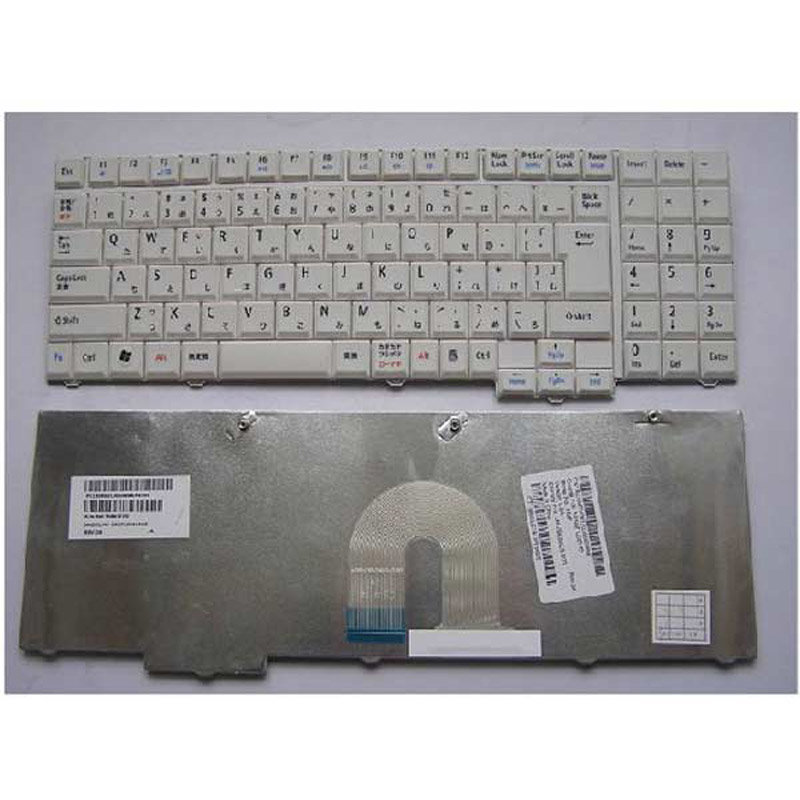 Laptop Keyboard for NEC LaVie PC-LL550JJ