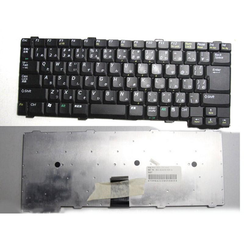 Laptop Keyboard for NEC LaVie L770/CD