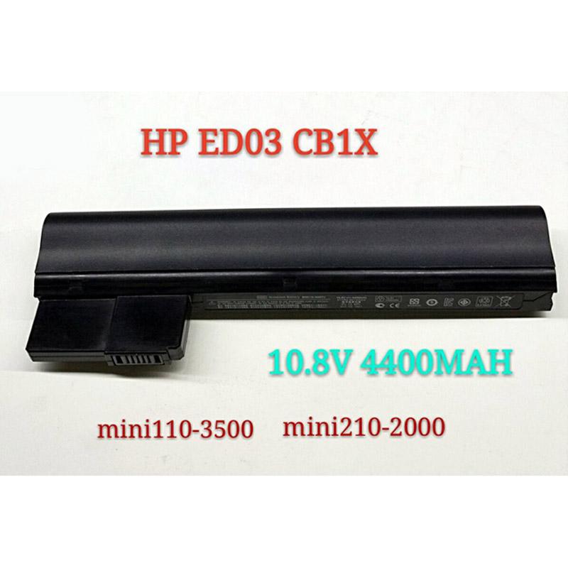Laptop Battery for HP Mini 110-3558tu