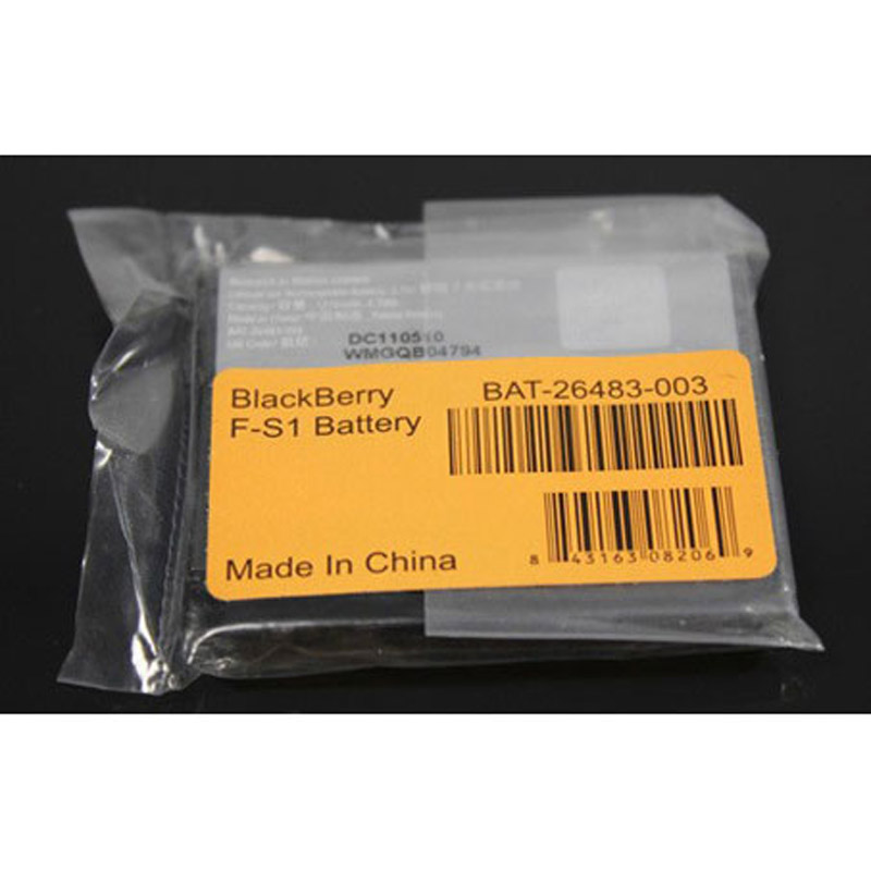 batterie ordinateur portable Mobile Phone Battery BLACKBERRY Torch 9810