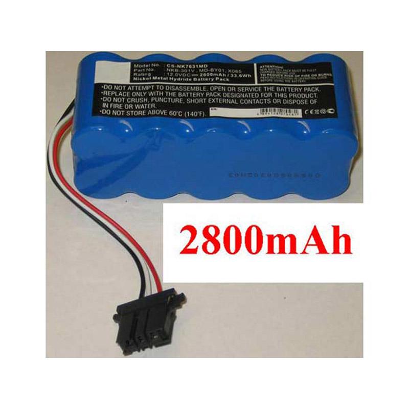 NIHON KOHDEN TEC-5521 レントゲン・医療機器用バッテリー