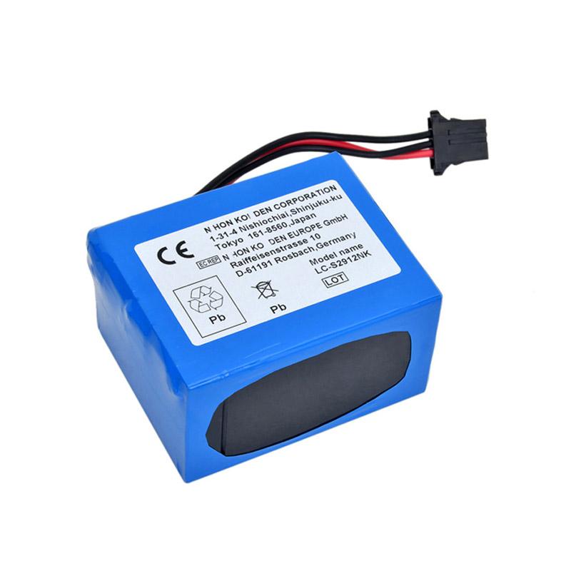 NIHON KOHDEN DCB-ENEL12 レントゲン・医療機器用バッテリー