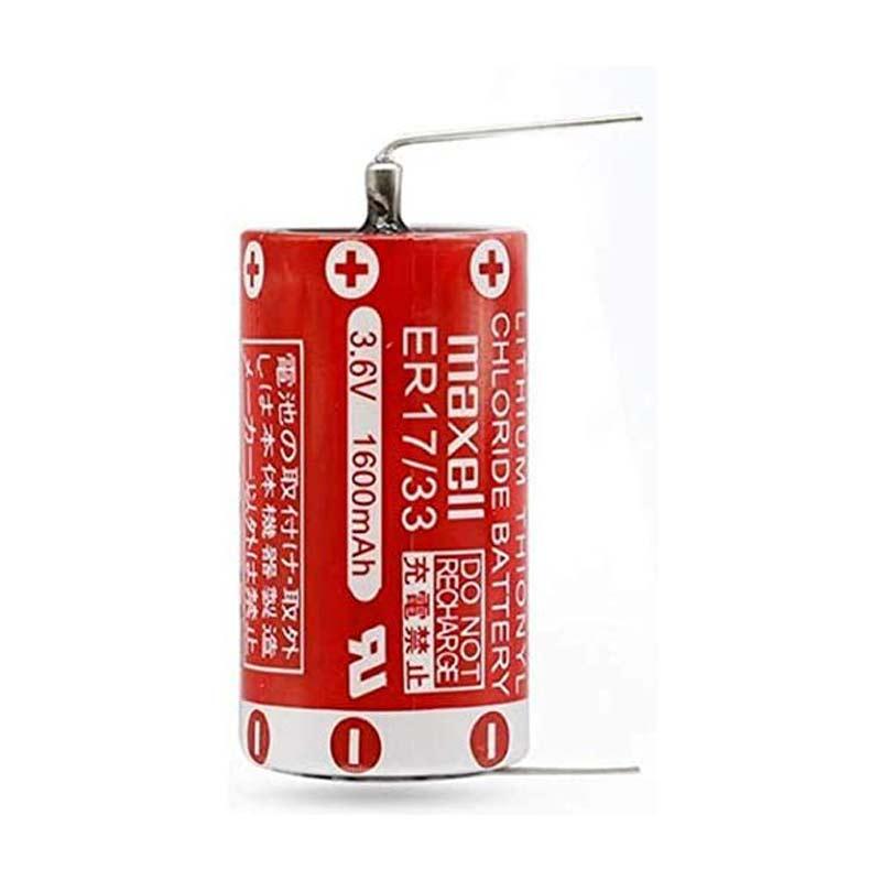 Batterie PLC MAXELL ER17330V