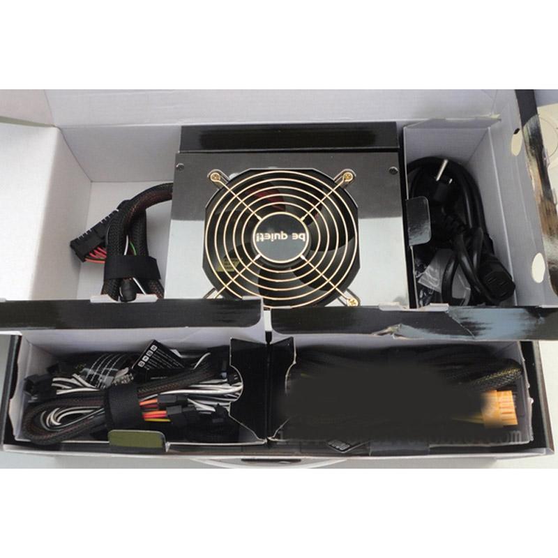 BE QUIET BQT P7-PRO-450W PC-Netzteil