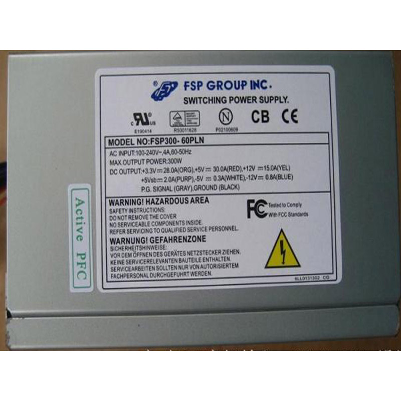 Power Supply for FSP FSP300-60PLA