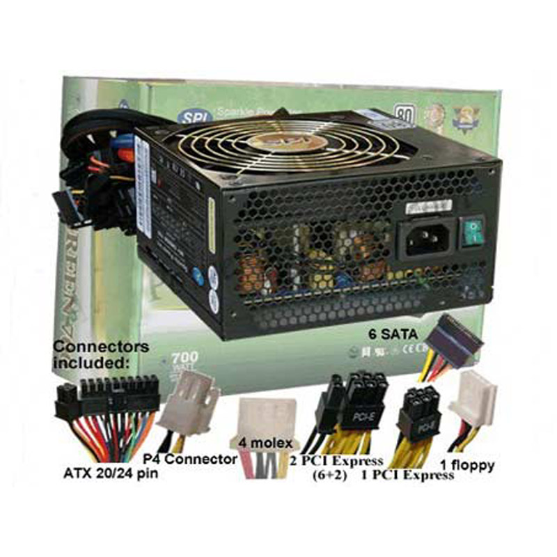 Power Supply for FSP FX600-GLN