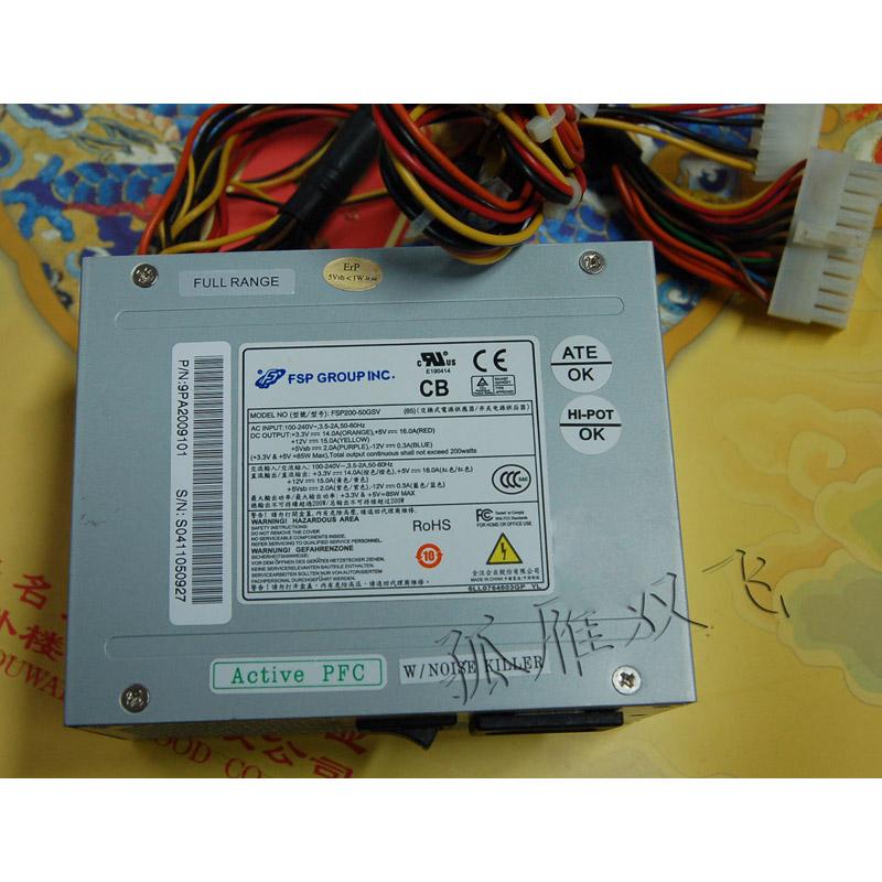Power Supply for FSP FSP200-50GSV
